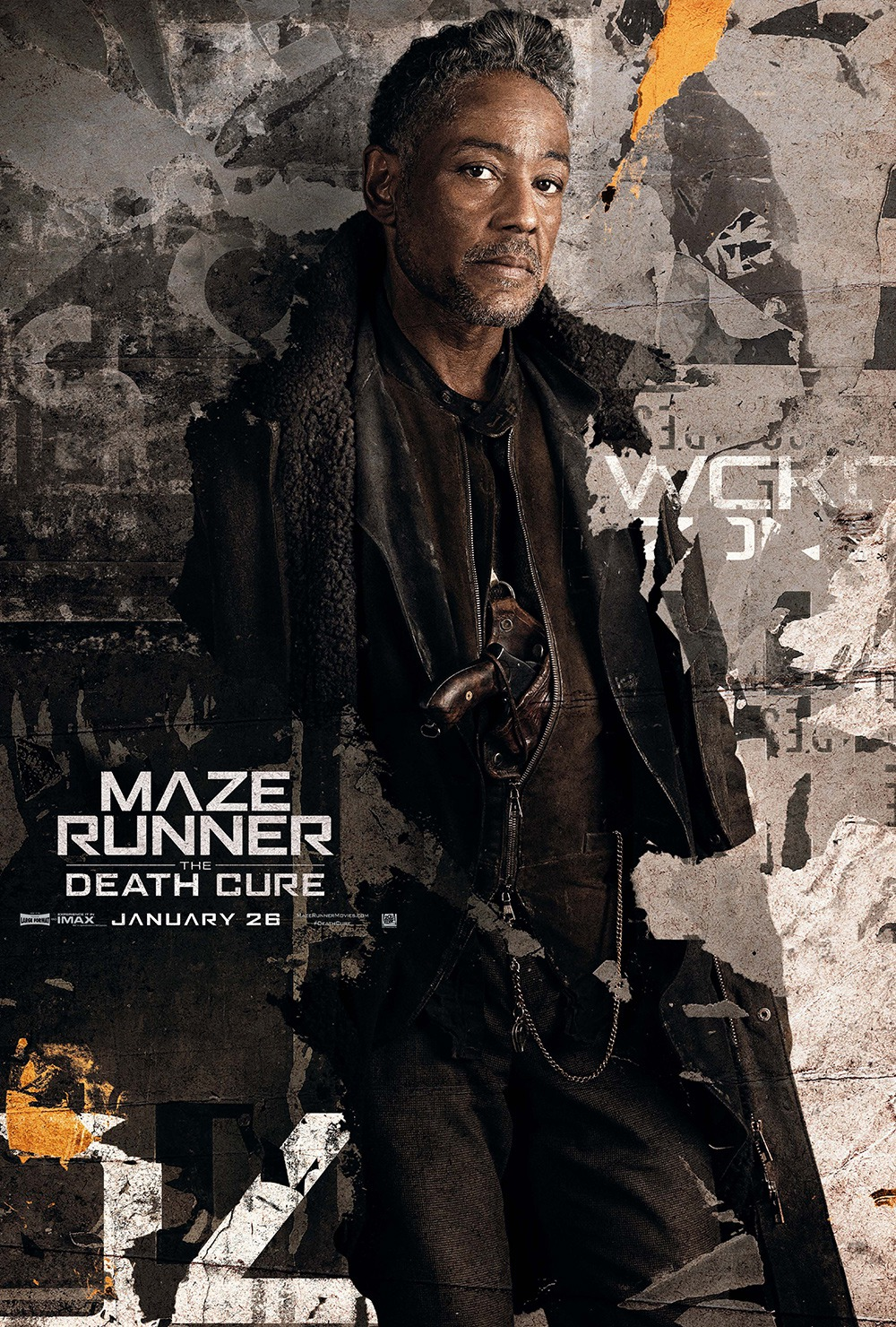 Maze Runner 3 Besetzung