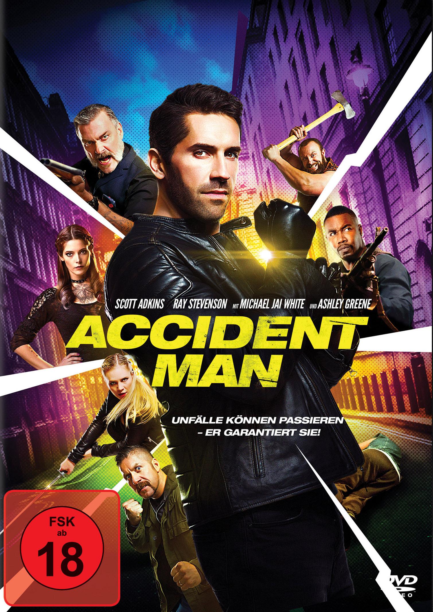 Accident Man Film