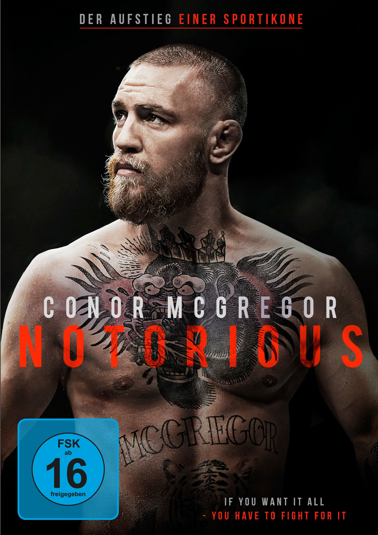 conor mcgregor film