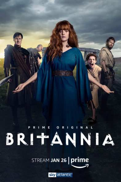 Britannia Besetzung