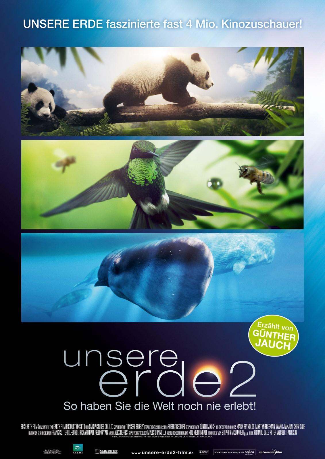 Unsere Erde 2 - Die Filmstarts-Kritik auf FILMSTARTS.de  Unsere Erde 2 -...