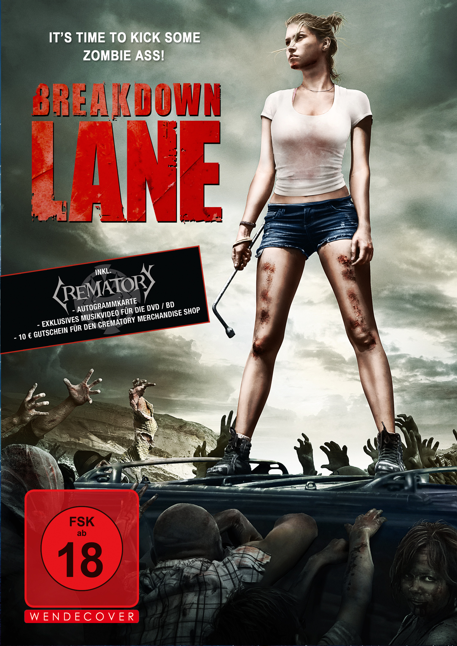 BREAKDOWN LANE (2017) Reviews and overview - MOVIES and MANIA