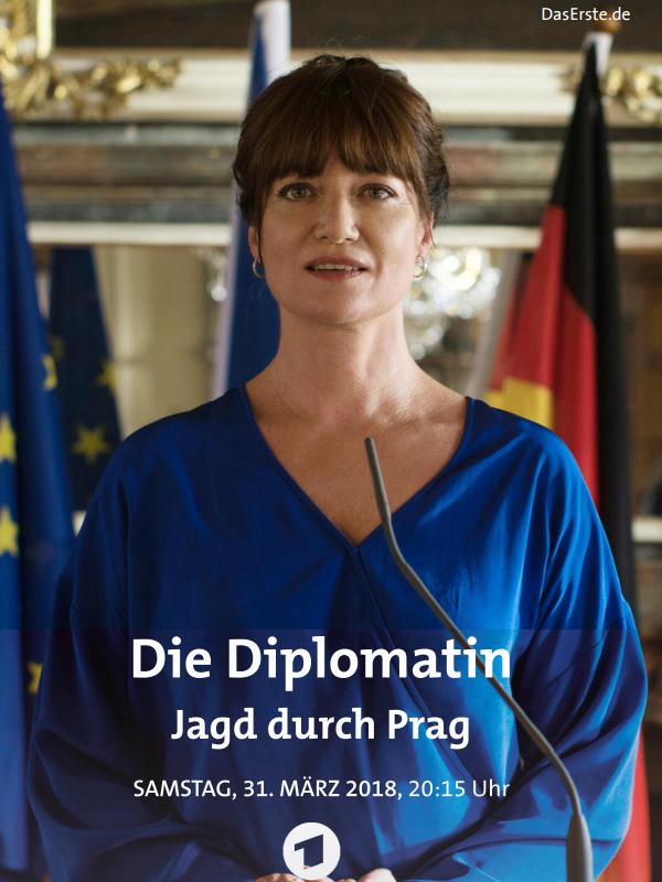 Die Diplomatin Sendetermine