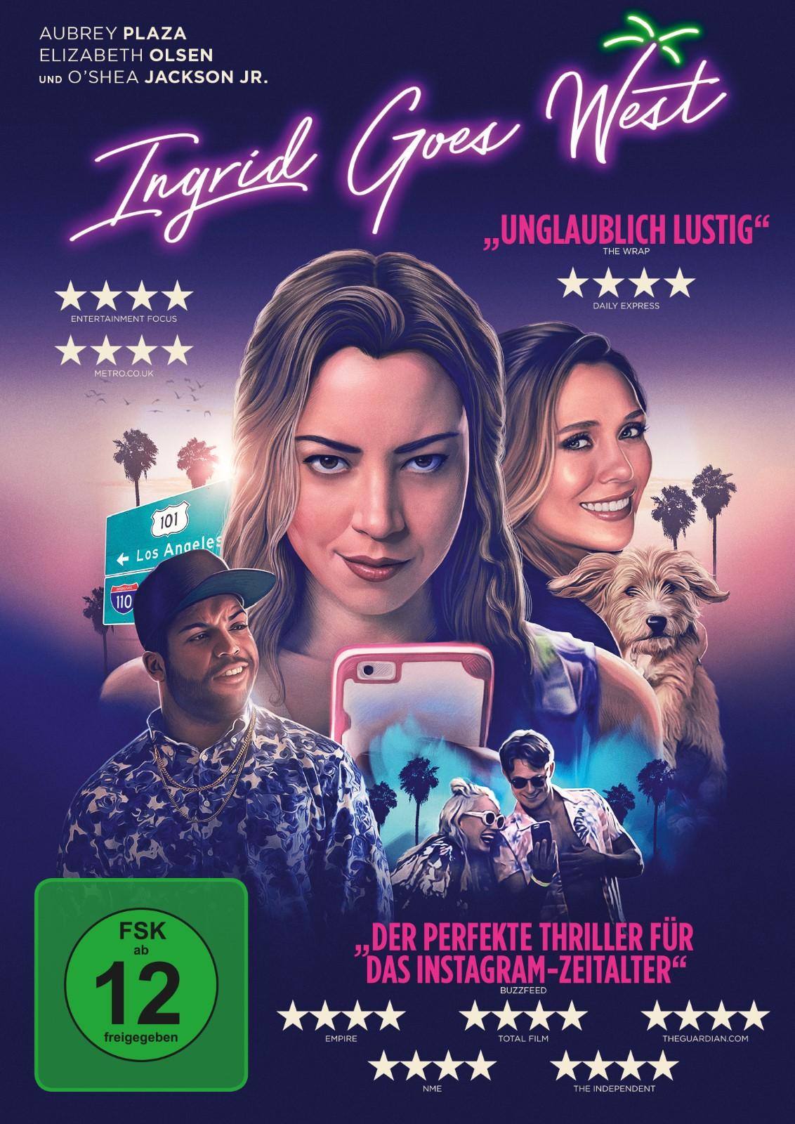 Ingrid Goes West: Ähnliche Filme - FILMSTARTS.de
