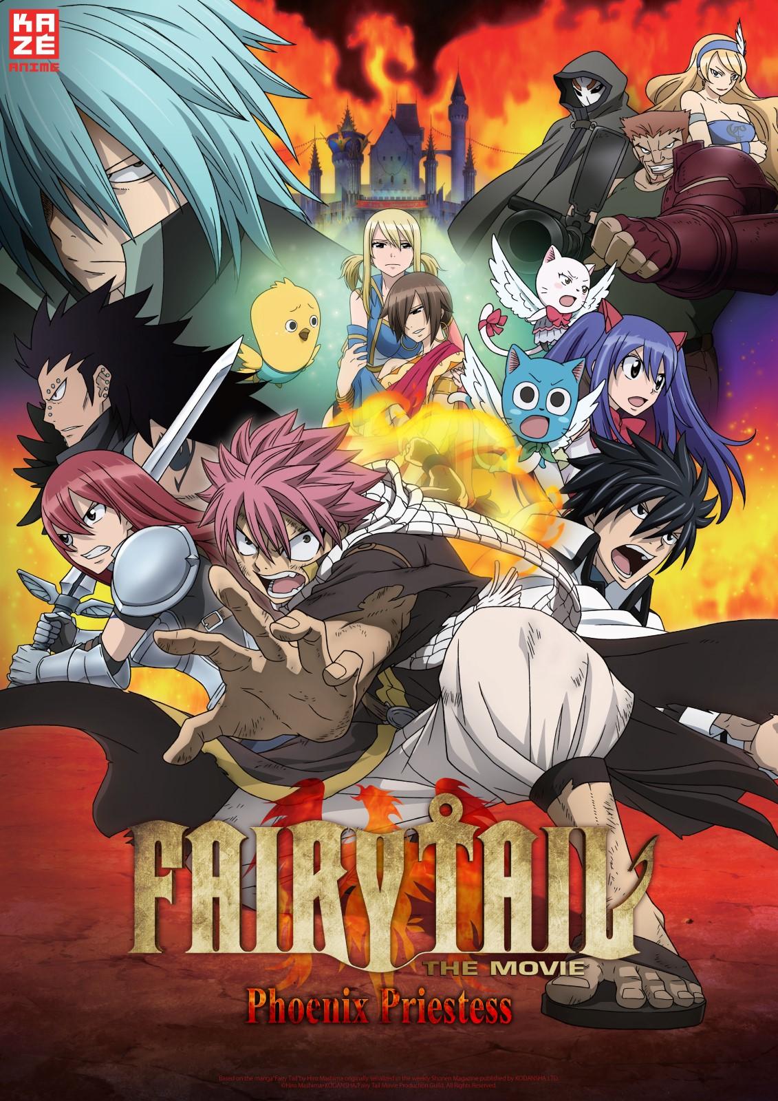 Fairy Tail Movie 1