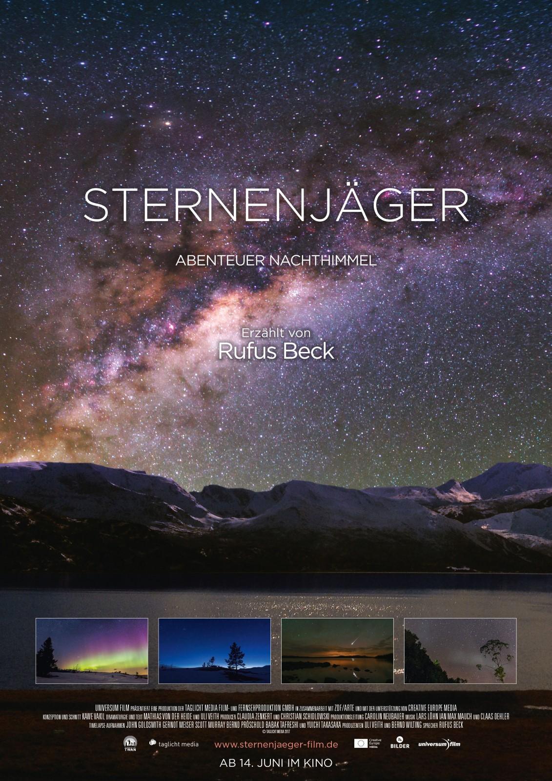 Sternenjäger - Abenteuer Nachthimmel jetzt legal online anschauen.