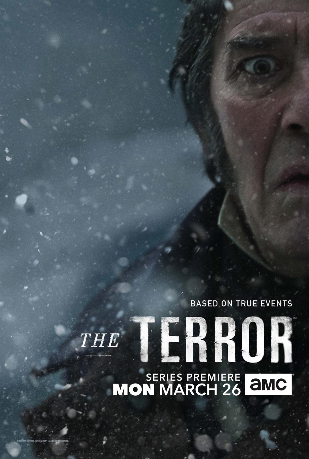 The Terror Besetzung