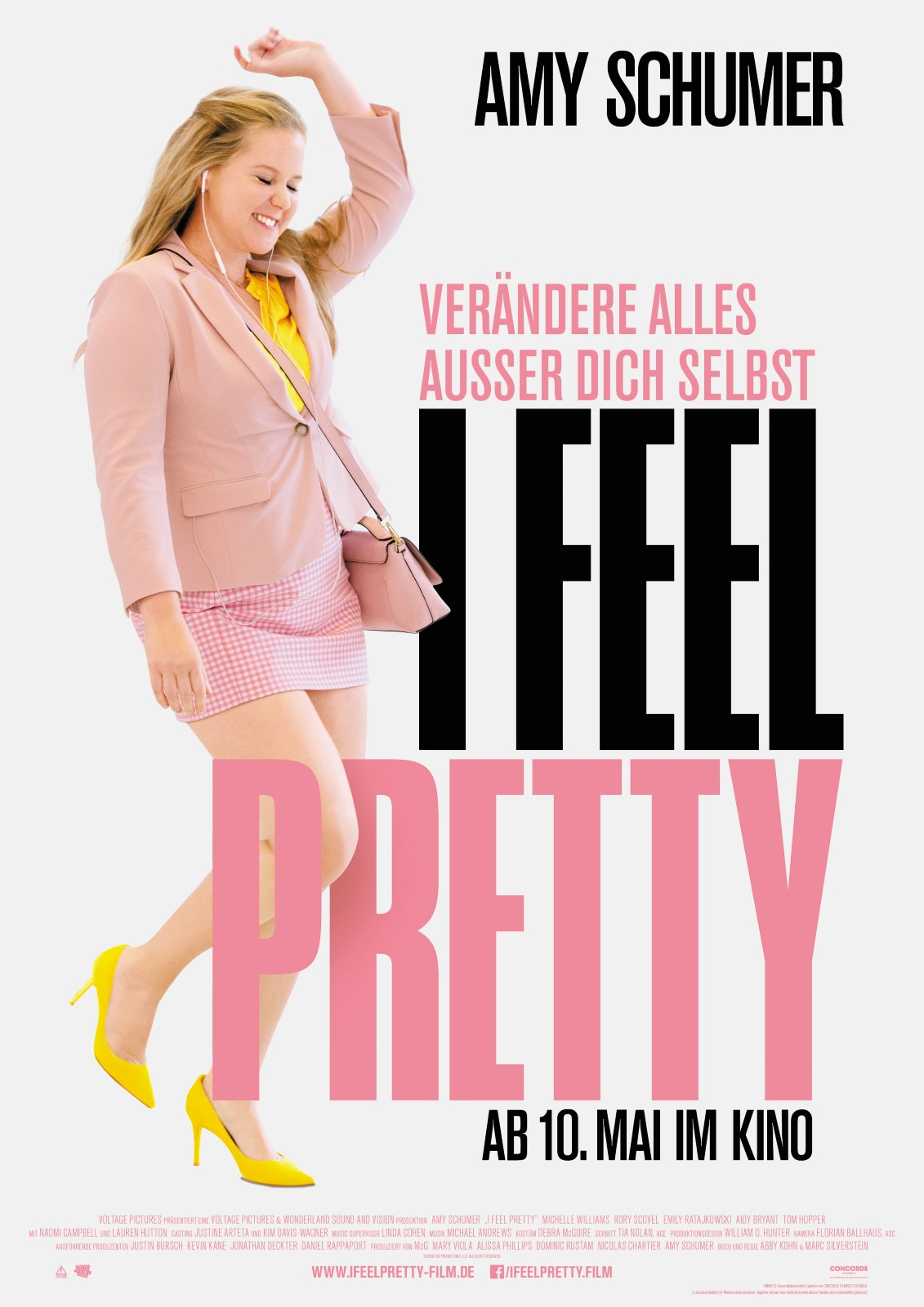 Anschauen I Feel Pretty film in Deutsch mit Untertiteln in FULL HD