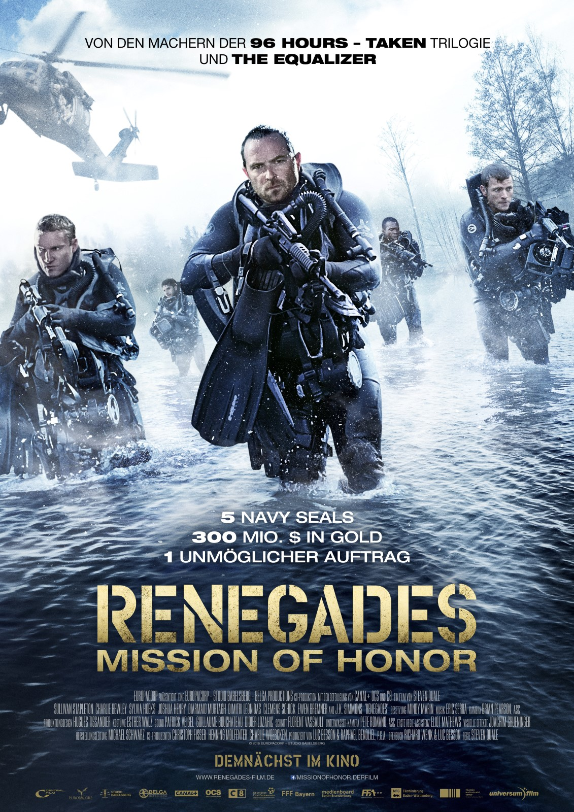 Renegades Mission Of Honor Trailer