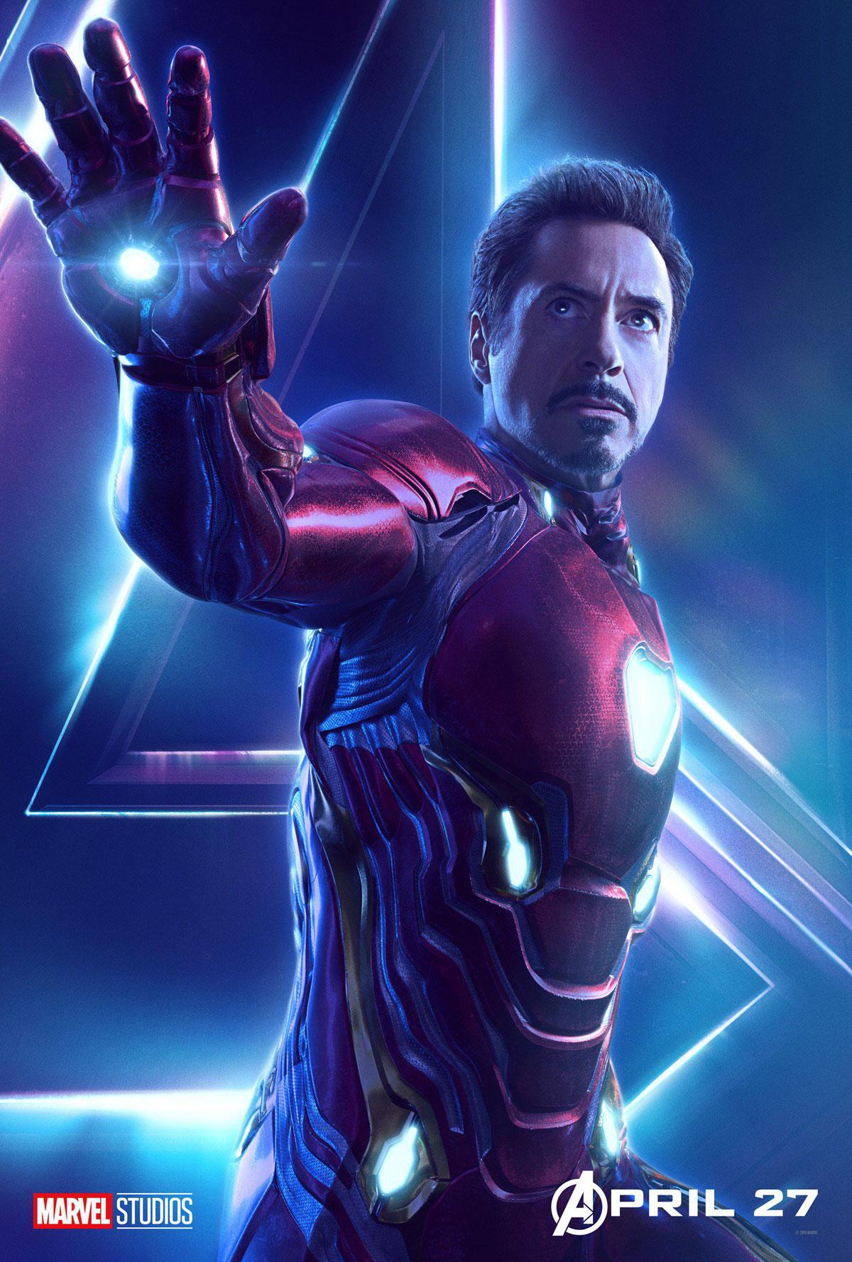 Poster zum Avengers 3: Infinity War - Bild 26 - FILMSTARTS.de