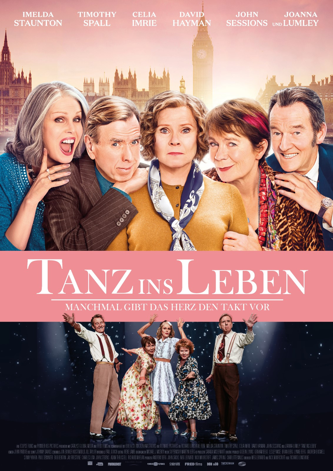 Tanz ins Leben / Finding Your Feet (2017) film auf deutsch stream german online