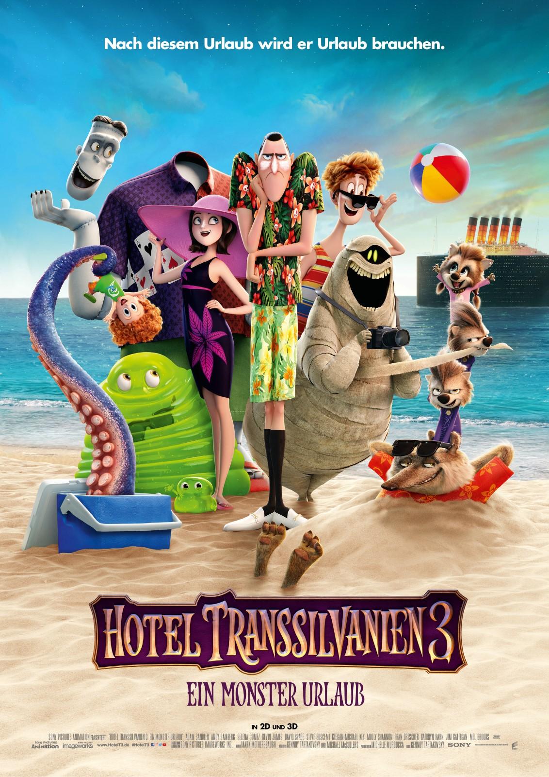 Hotel Transsilvanien 3 Streamcloud