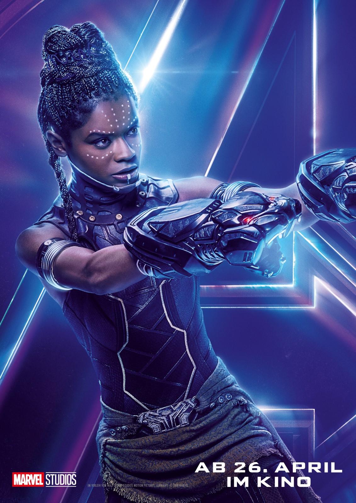 Poster zum Avengers 3: Infinity War - Bild 16 - FILMSTARTS.de