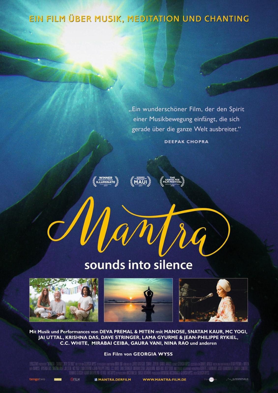 Wo kann man Mantra - Sounds into Silence online streamen?