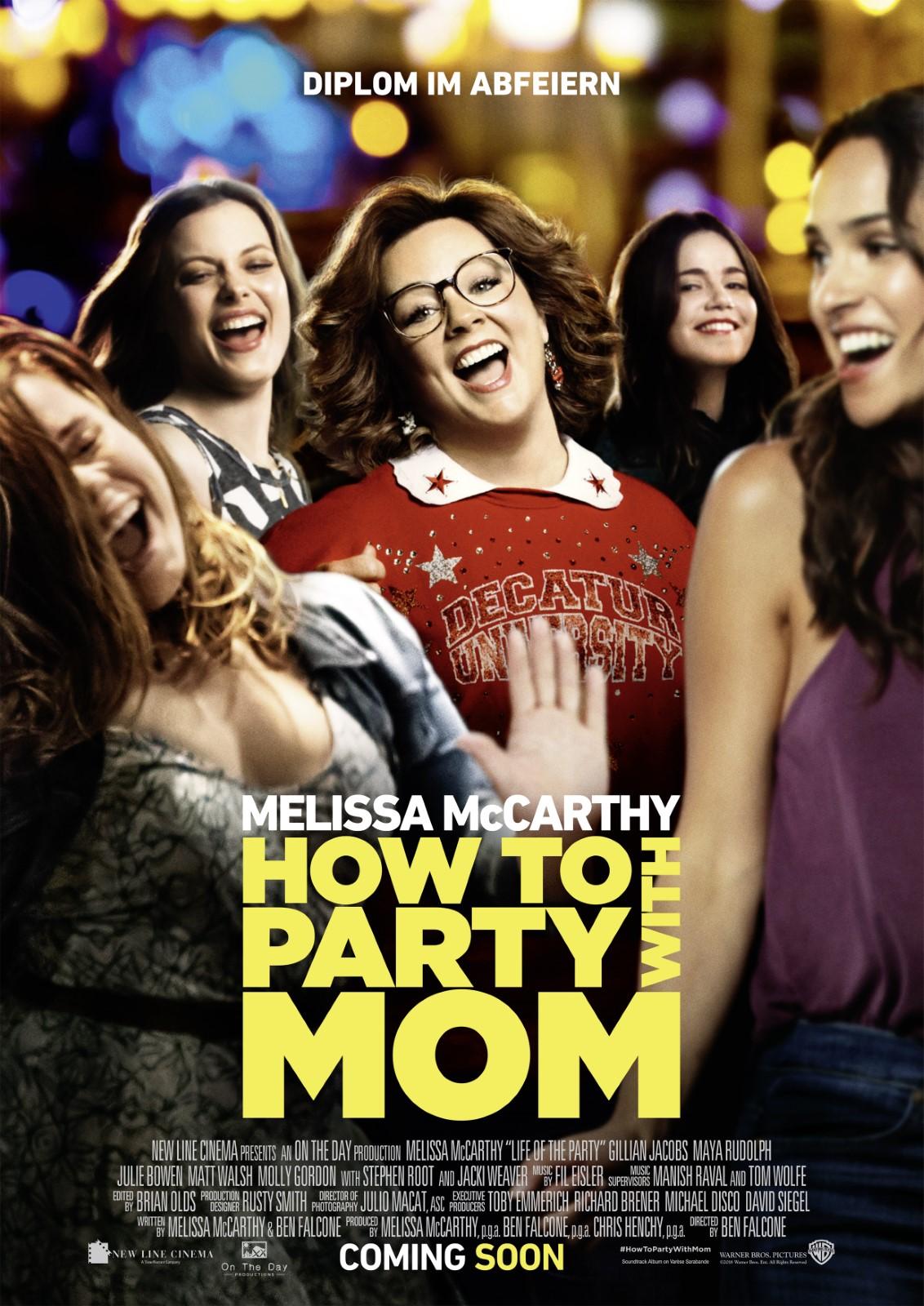 Mom Schauspieler