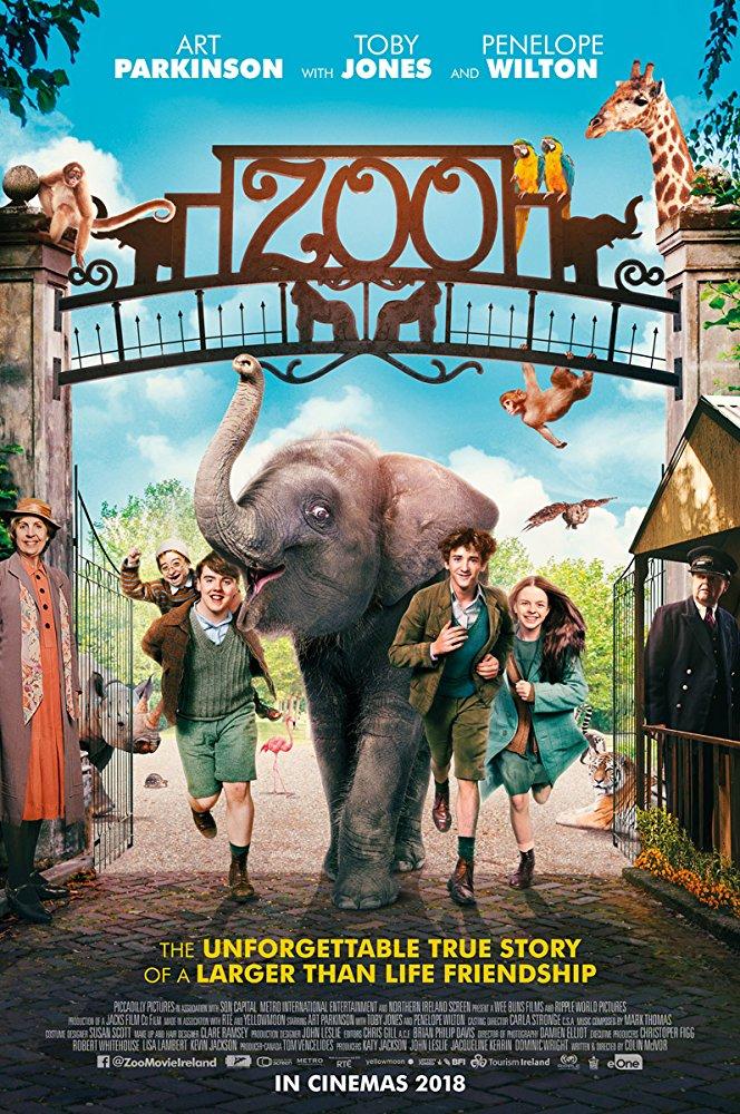 Zoo (Fernsehserie) Besetzung