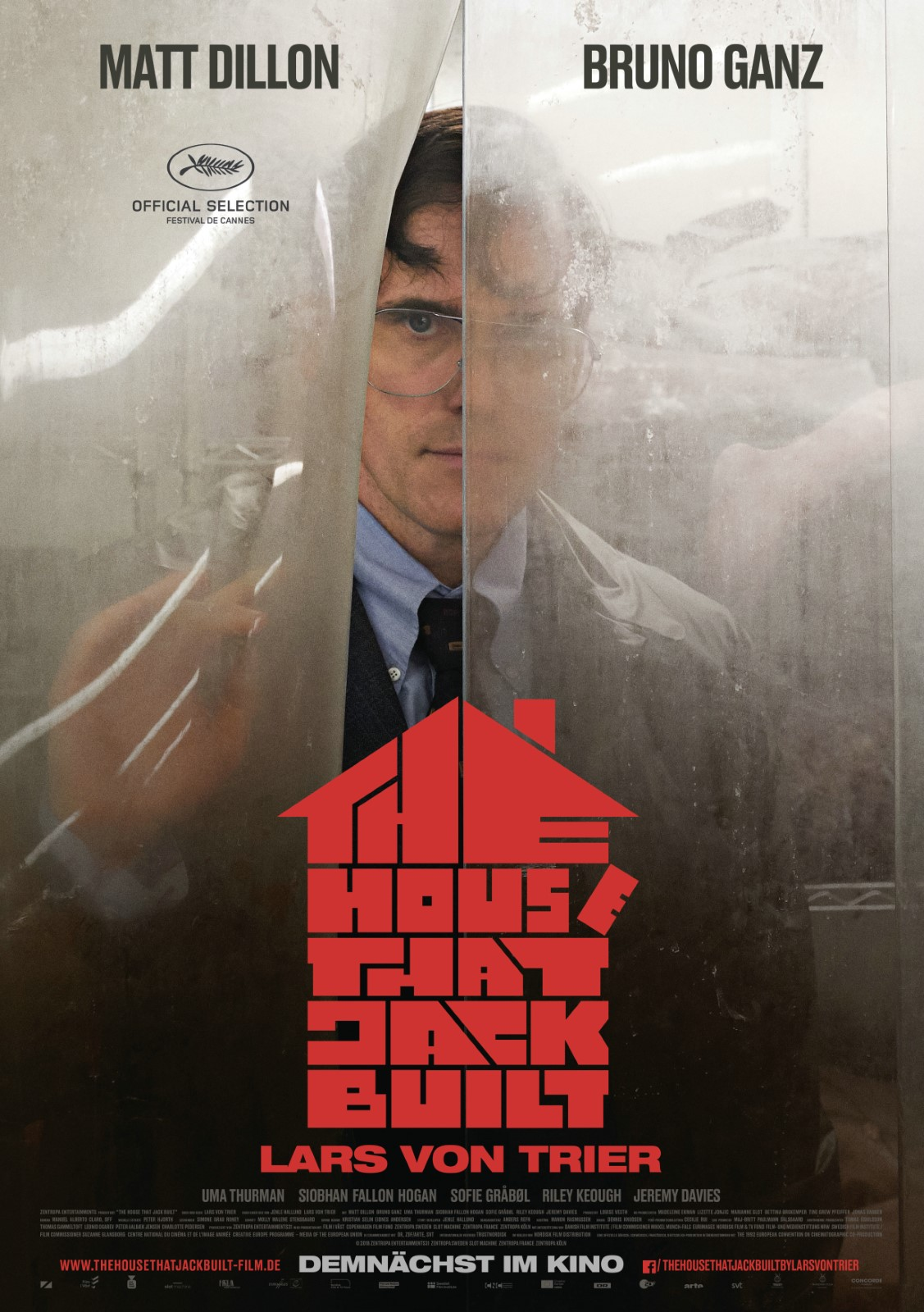 The House That Jack Built Film 2018