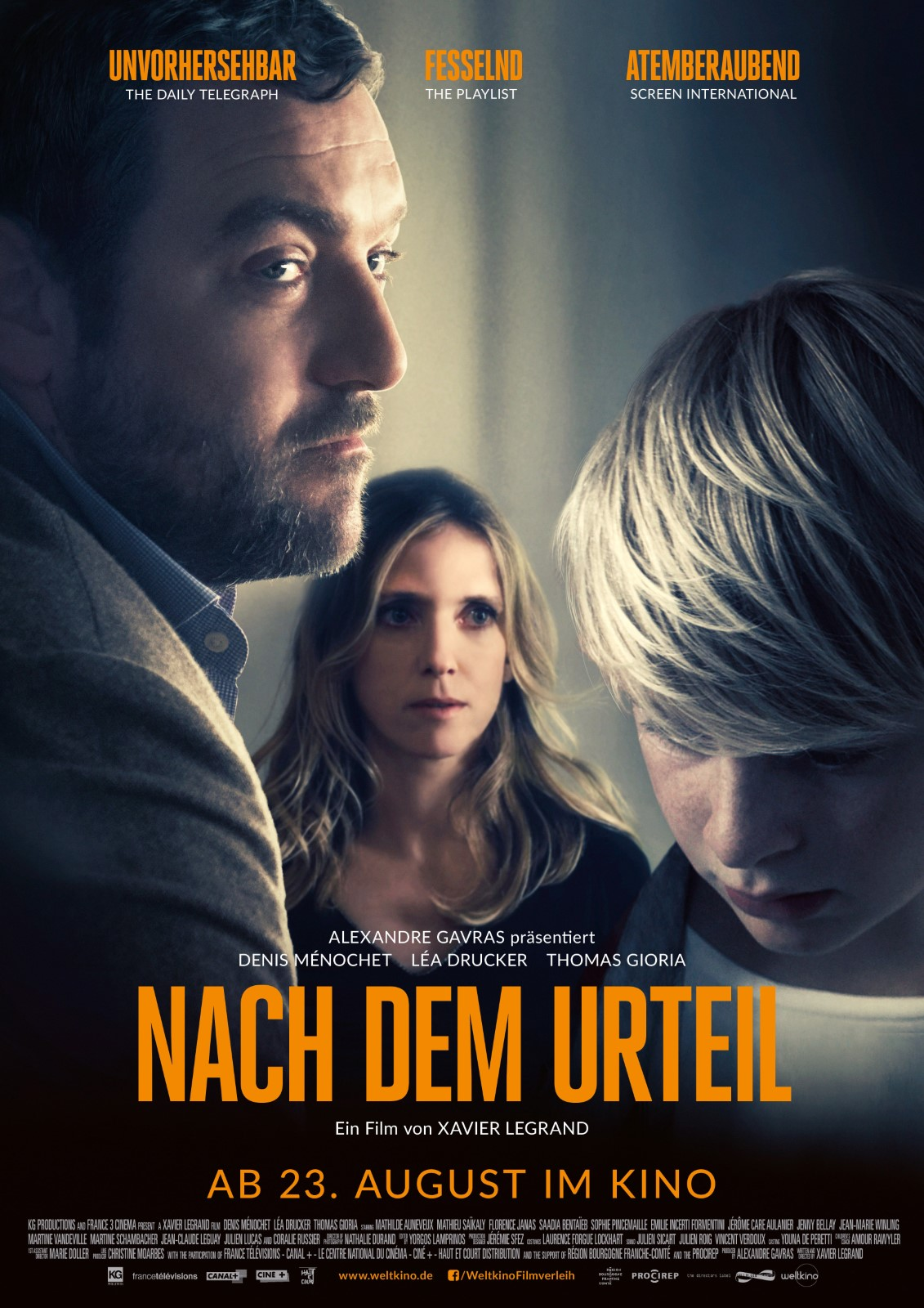 Nach dem Urteil - Die Filmstarts-Kritik auf FILMSTARTS.de  Nach dem Urteil...