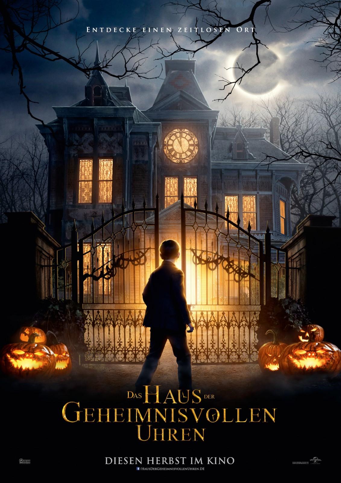 Trailer Das Haus Der Geheimnisvollen Uhren
