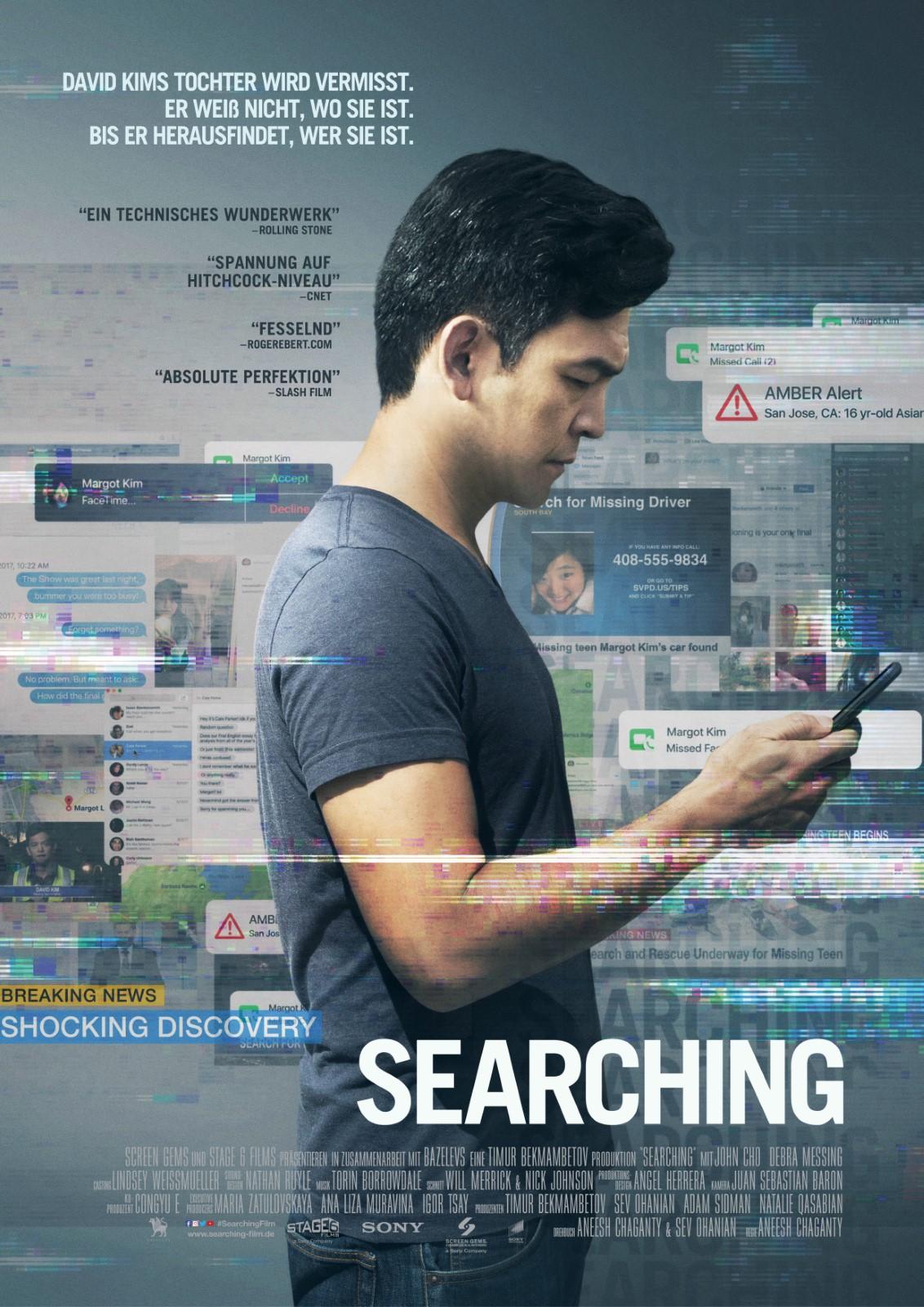 Searching - Film 2018 - FILMSTARTS.de  Searching - Fil...