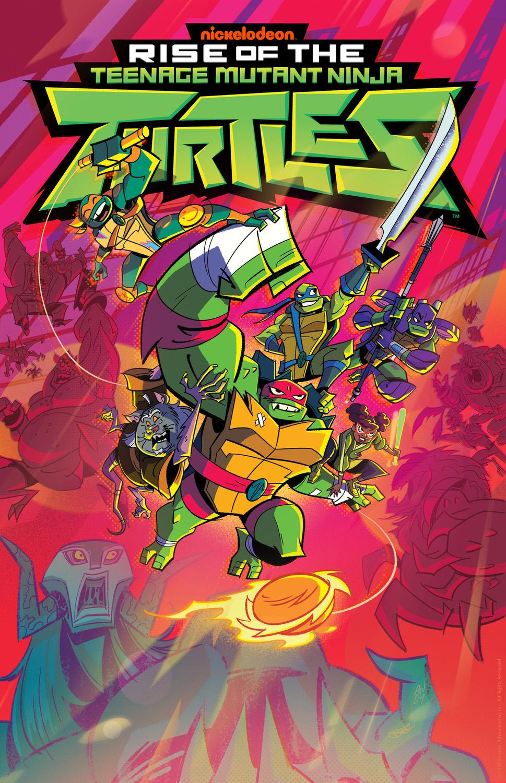 18 Besten Ninja Turtles Bilder Auf Pinterest: Der Aufstieg Der Teenage Mutant Ninja Turtles