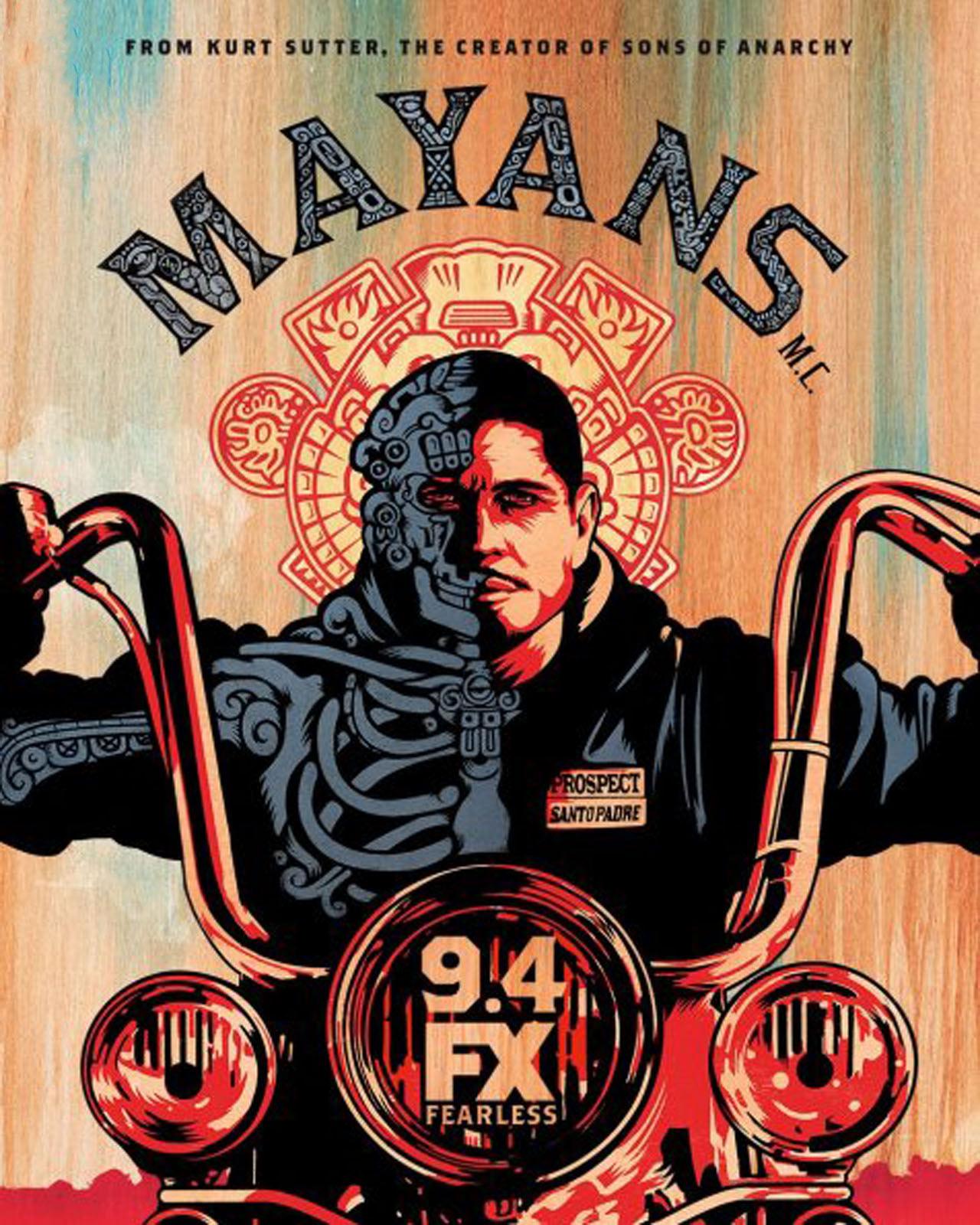 Serie Mayans