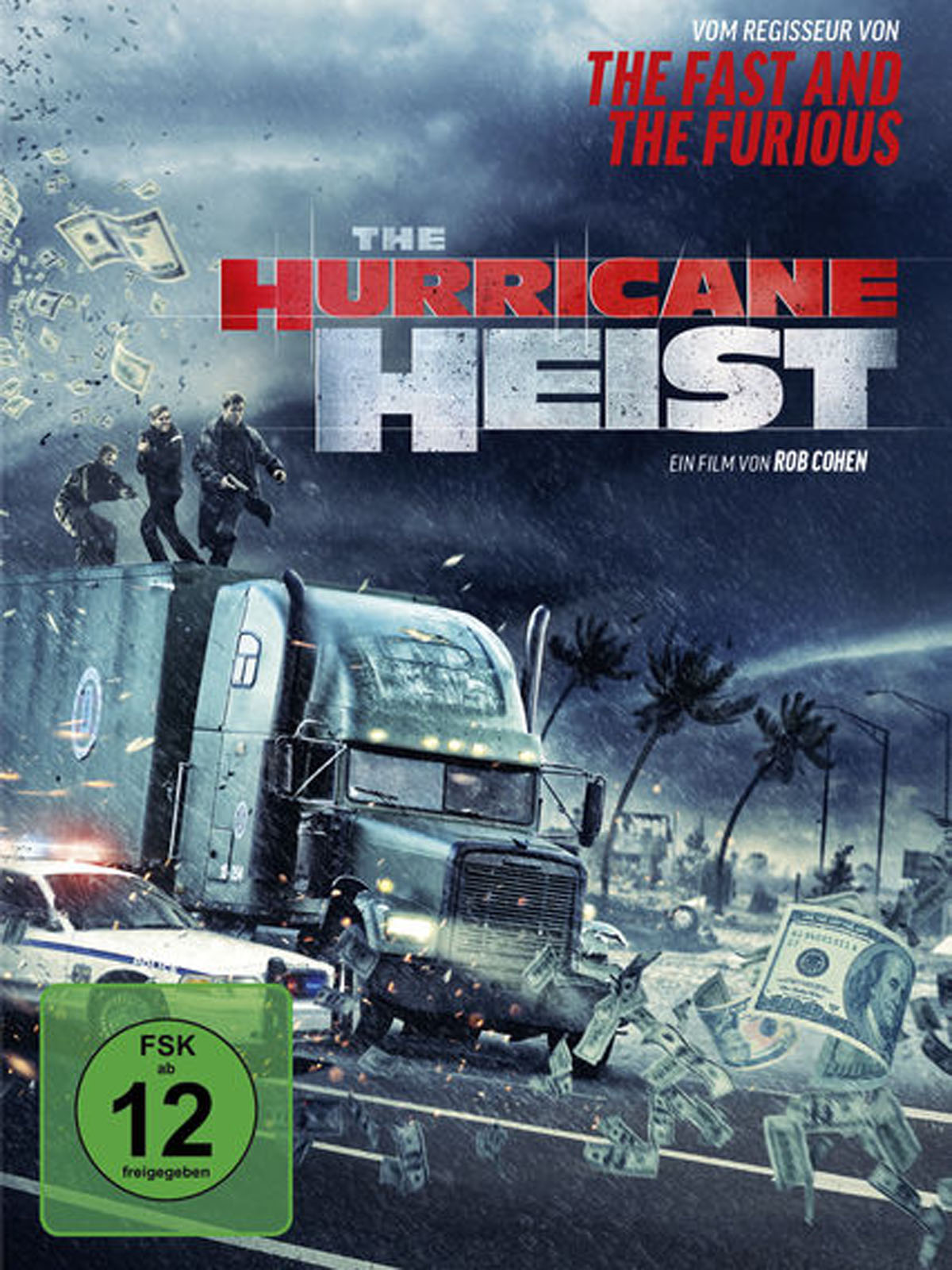 The Hurricane Heist (2019)