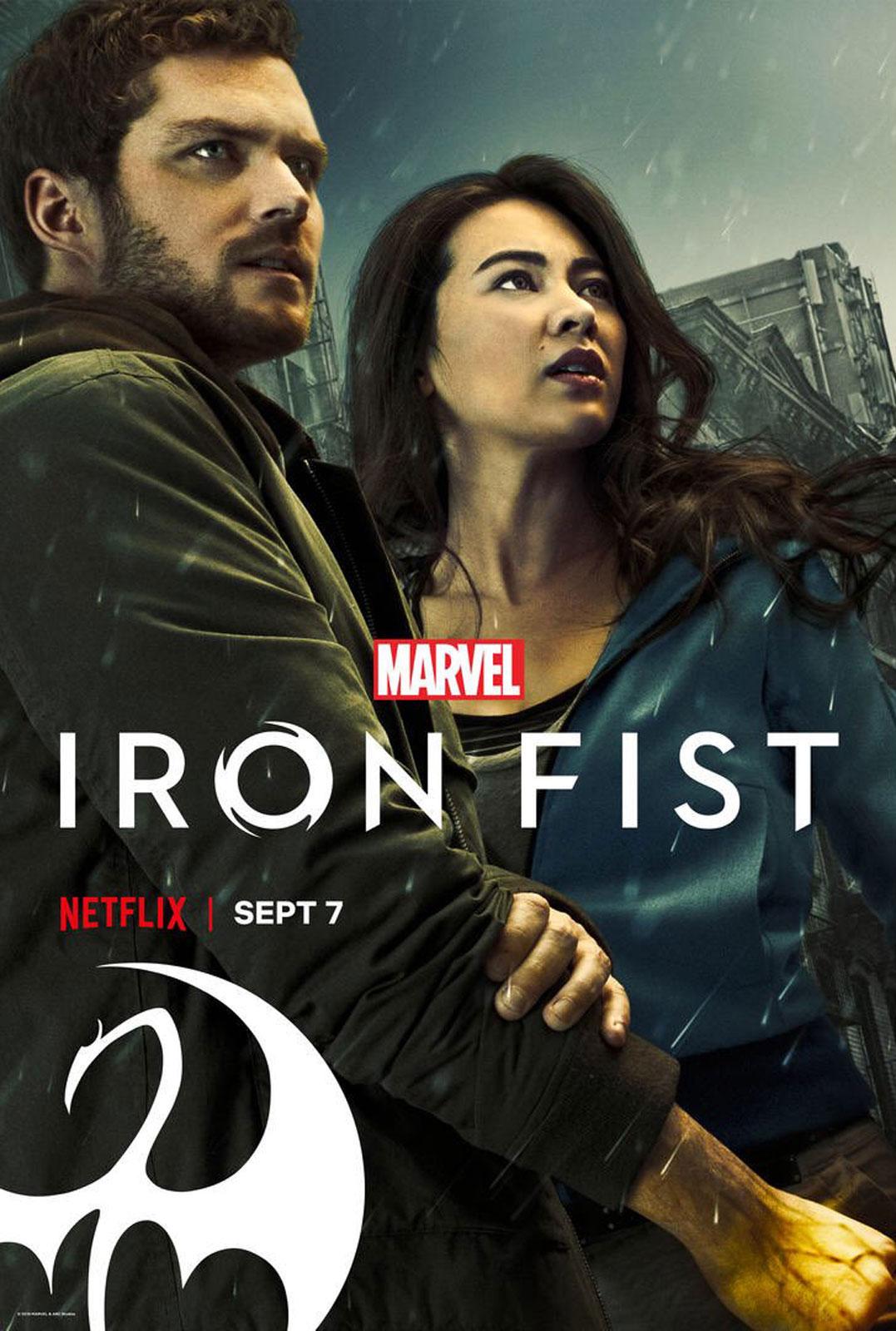 Iron Fist Schauspieler