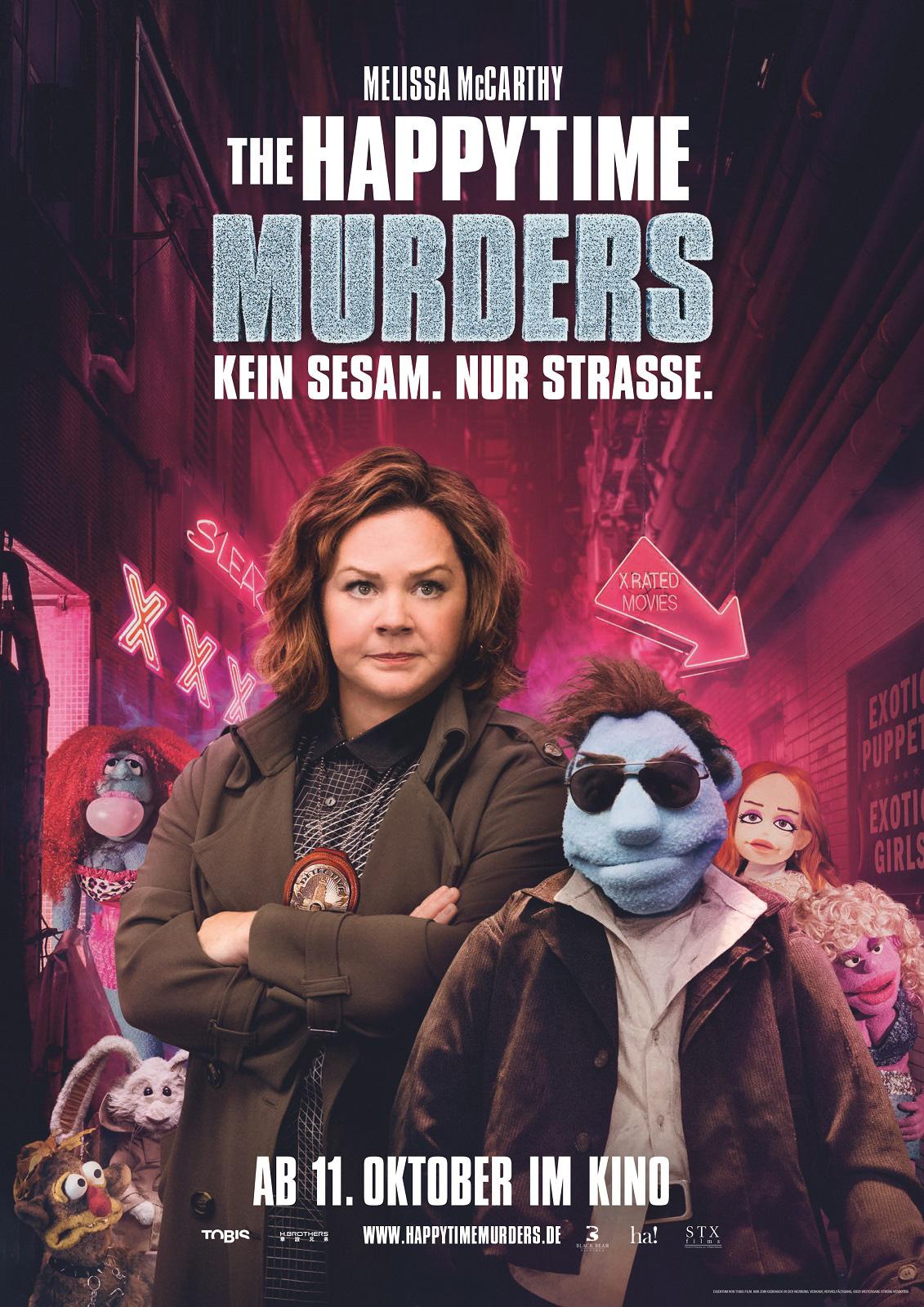 The Happytime Murders Film 2018 Filmstartsde