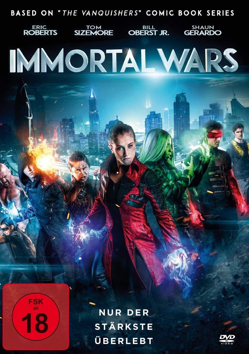 Immortal Wars - Nur Der Stärkste überlebt