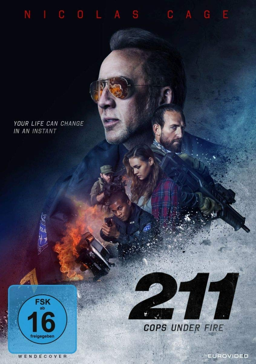 211 Cops Under Fire