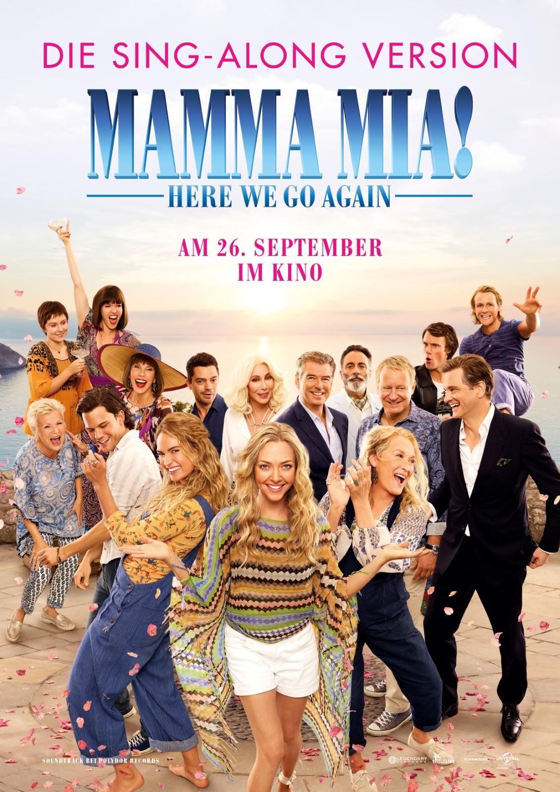 Mamma Mia Schauspieler