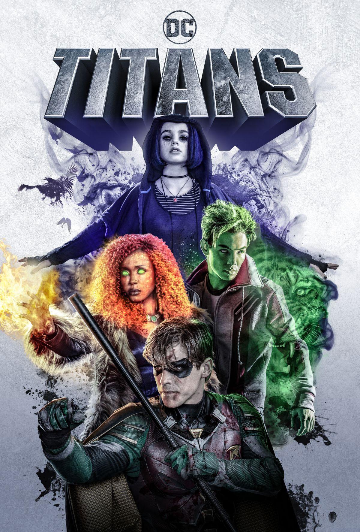 Titans Netflix Besetzung