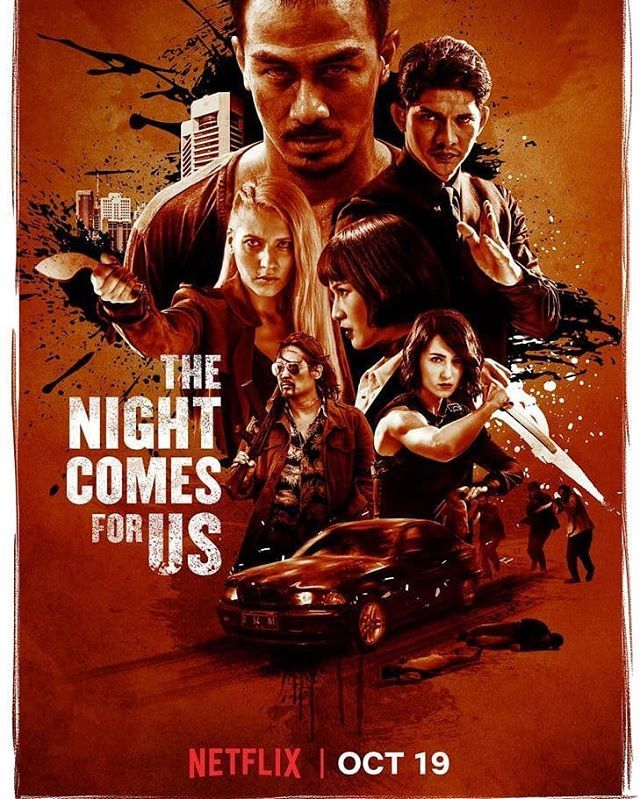 The Night Comes For Us Kritik
