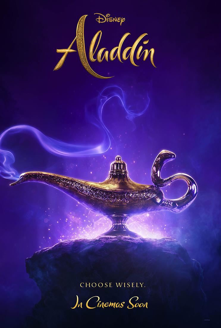 Aladdin 2019 Besetzung