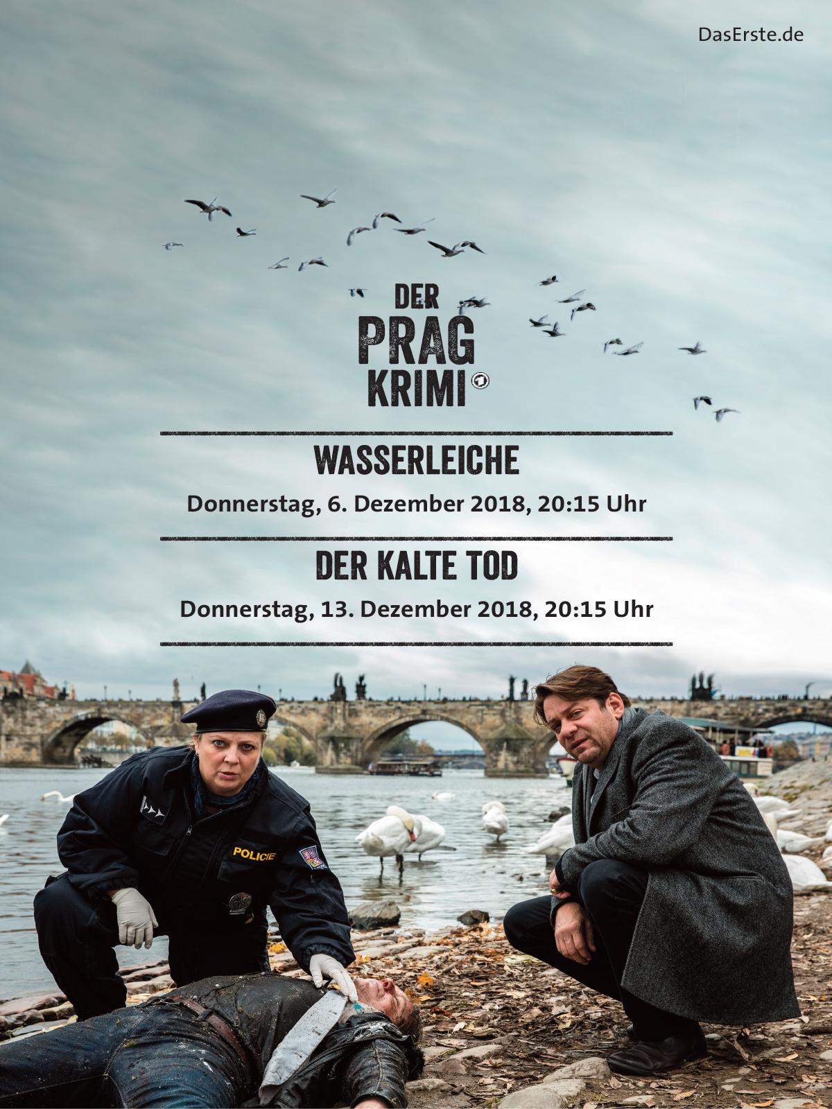 Prag Krimi Der Kalte Tod