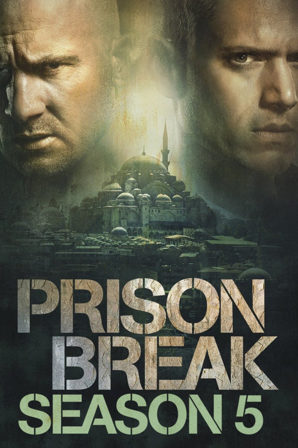 Prison Break Staffel 5