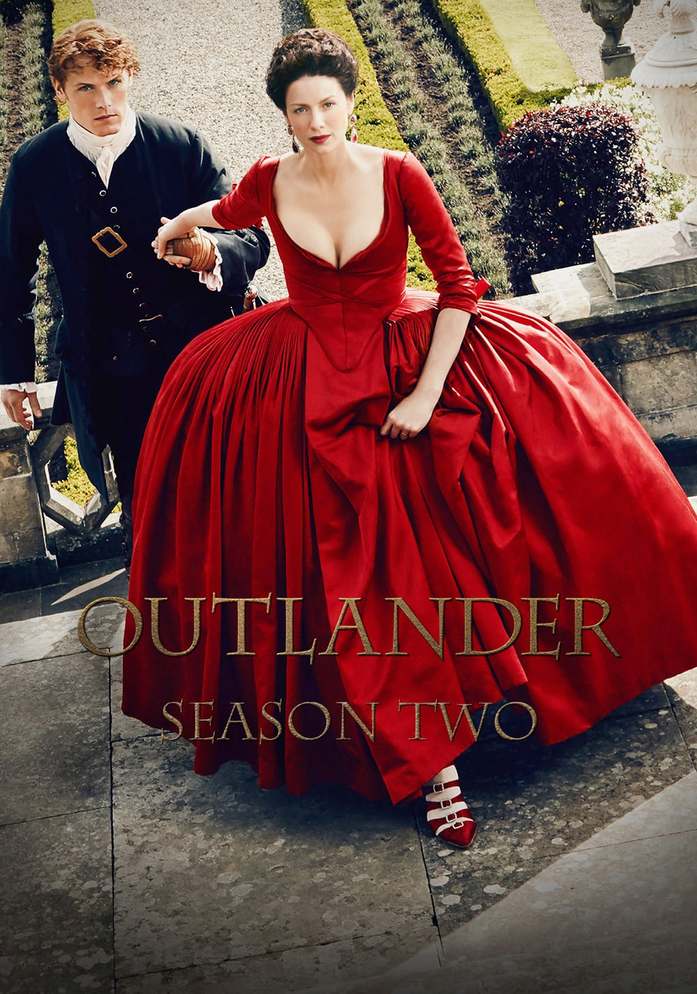 vox outlander 2 staffel