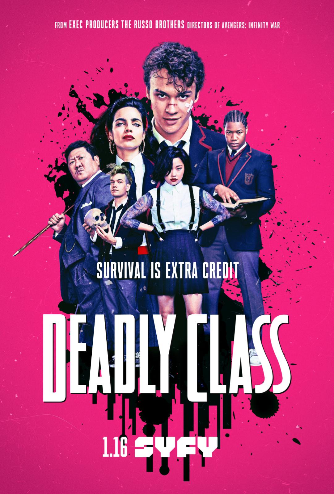 Class Serie Stream