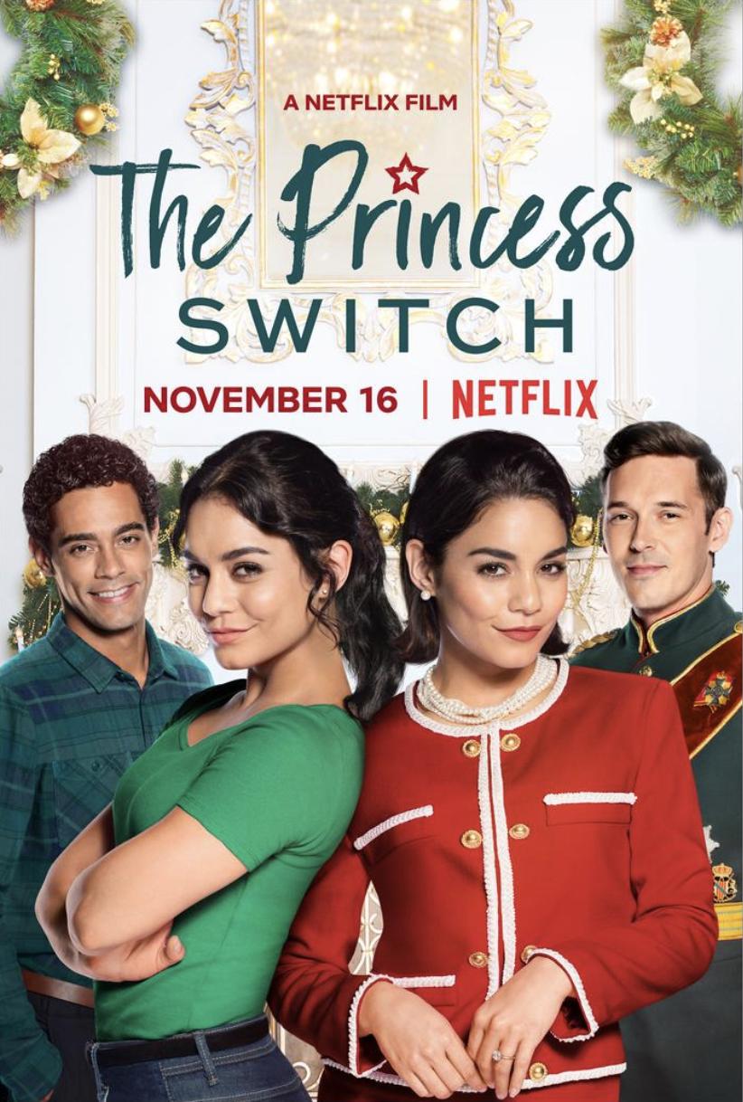 Kritik zu Prinzessinnentausch: Weihnachtskitsch von Netflix ...
