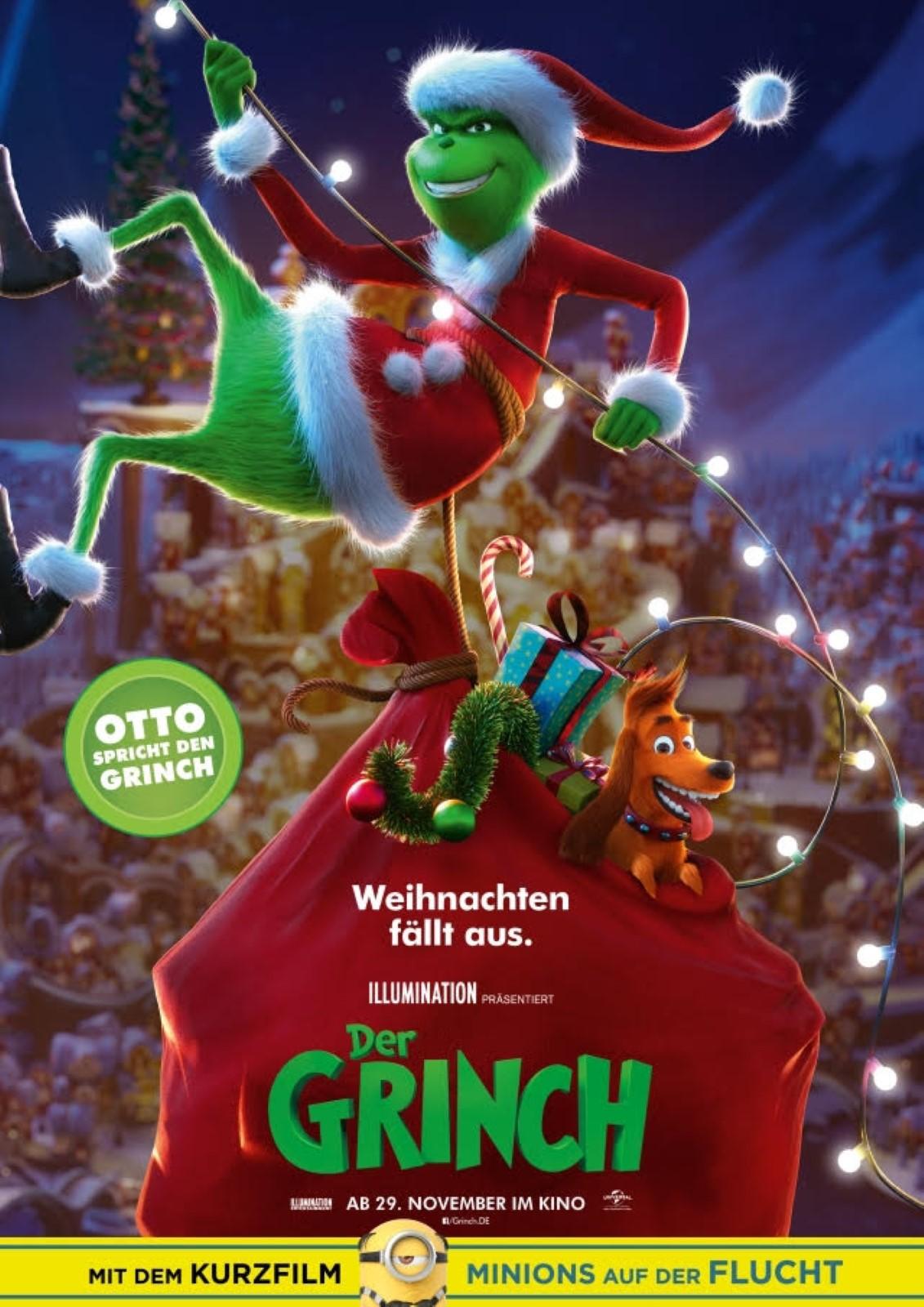 Der Grinch - Film 2018 - FILMSTARTS.de