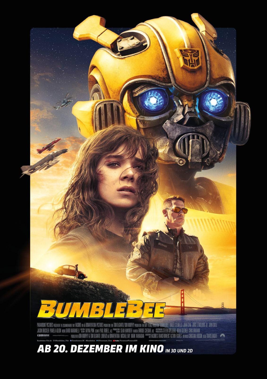 bumblebee fsk