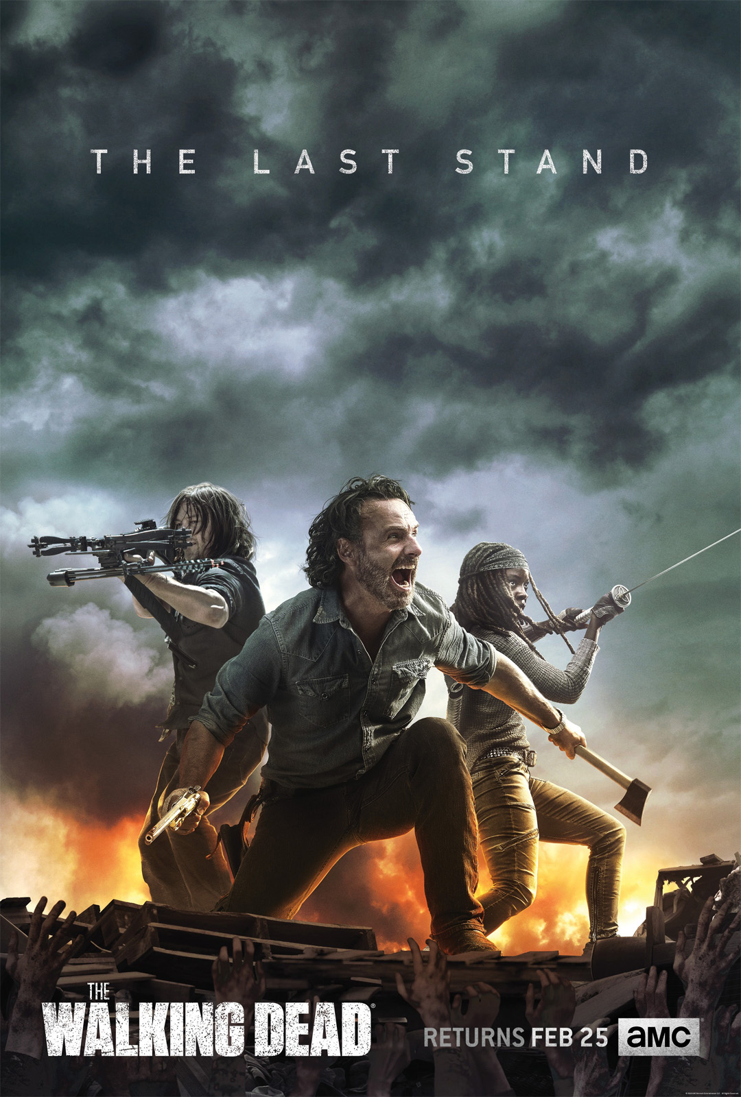 The Walking Dead Staffel 8 Deutschland