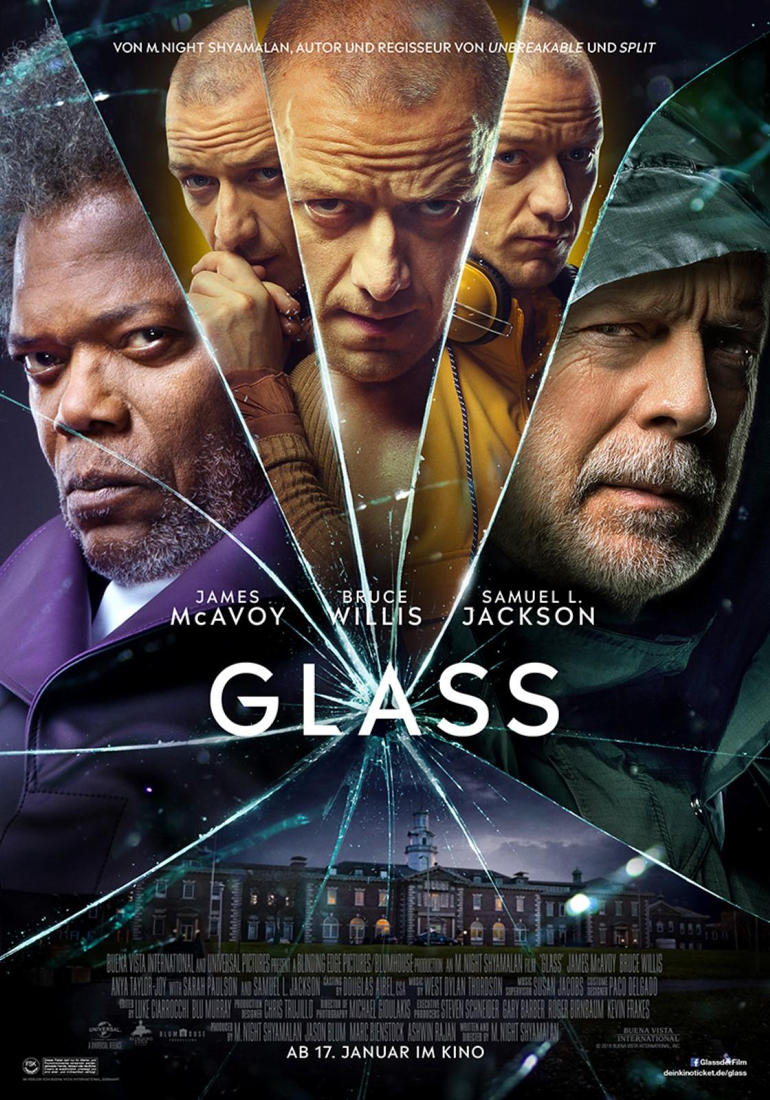Glass - Film 2019 - FI...