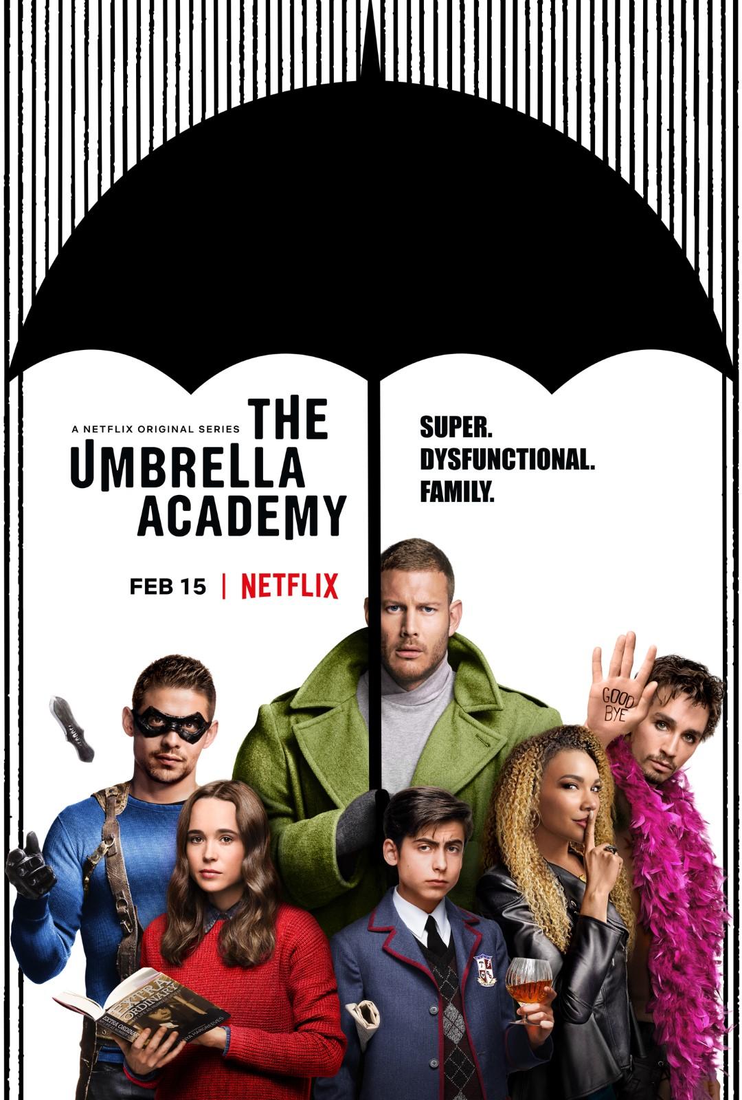 The Umbrella Academy Besetzung