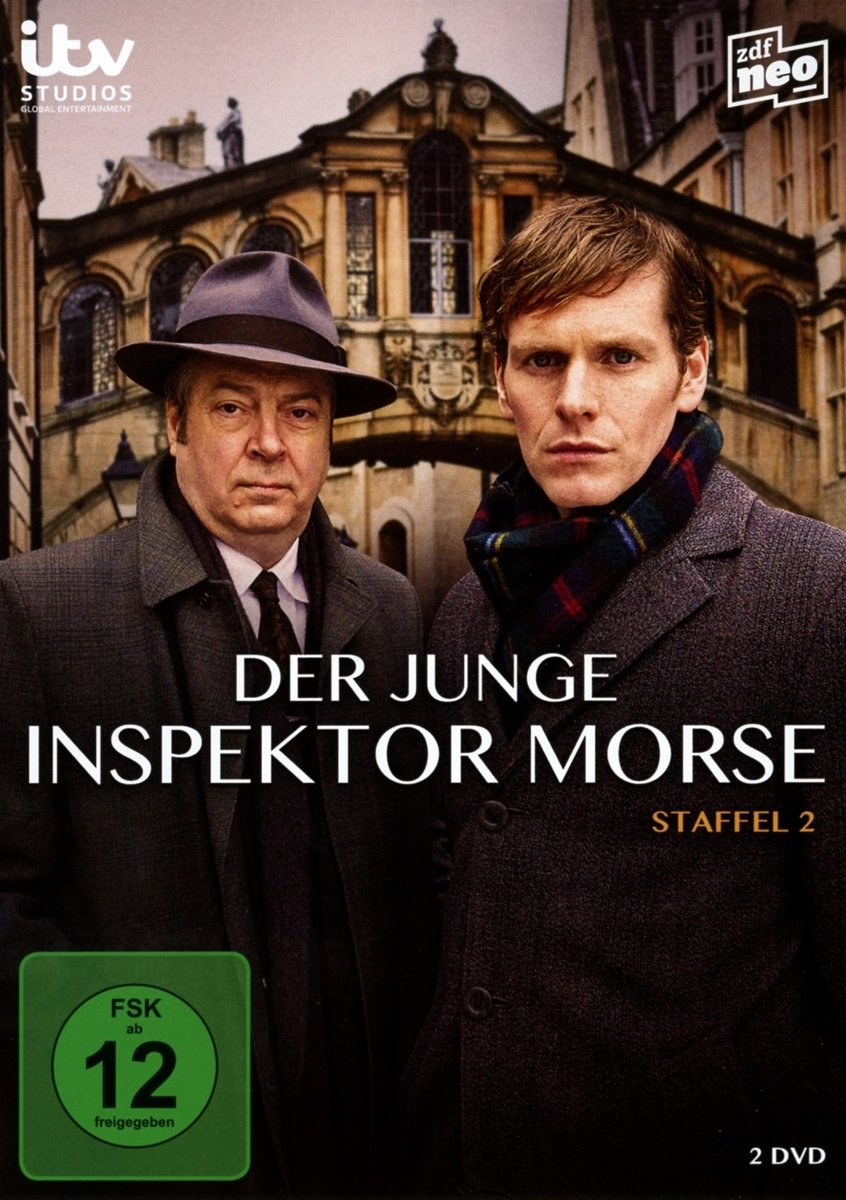 Der Junge Inspektor Morse Besetzung