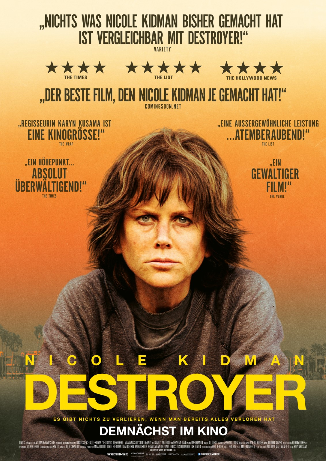 Destroyer Film