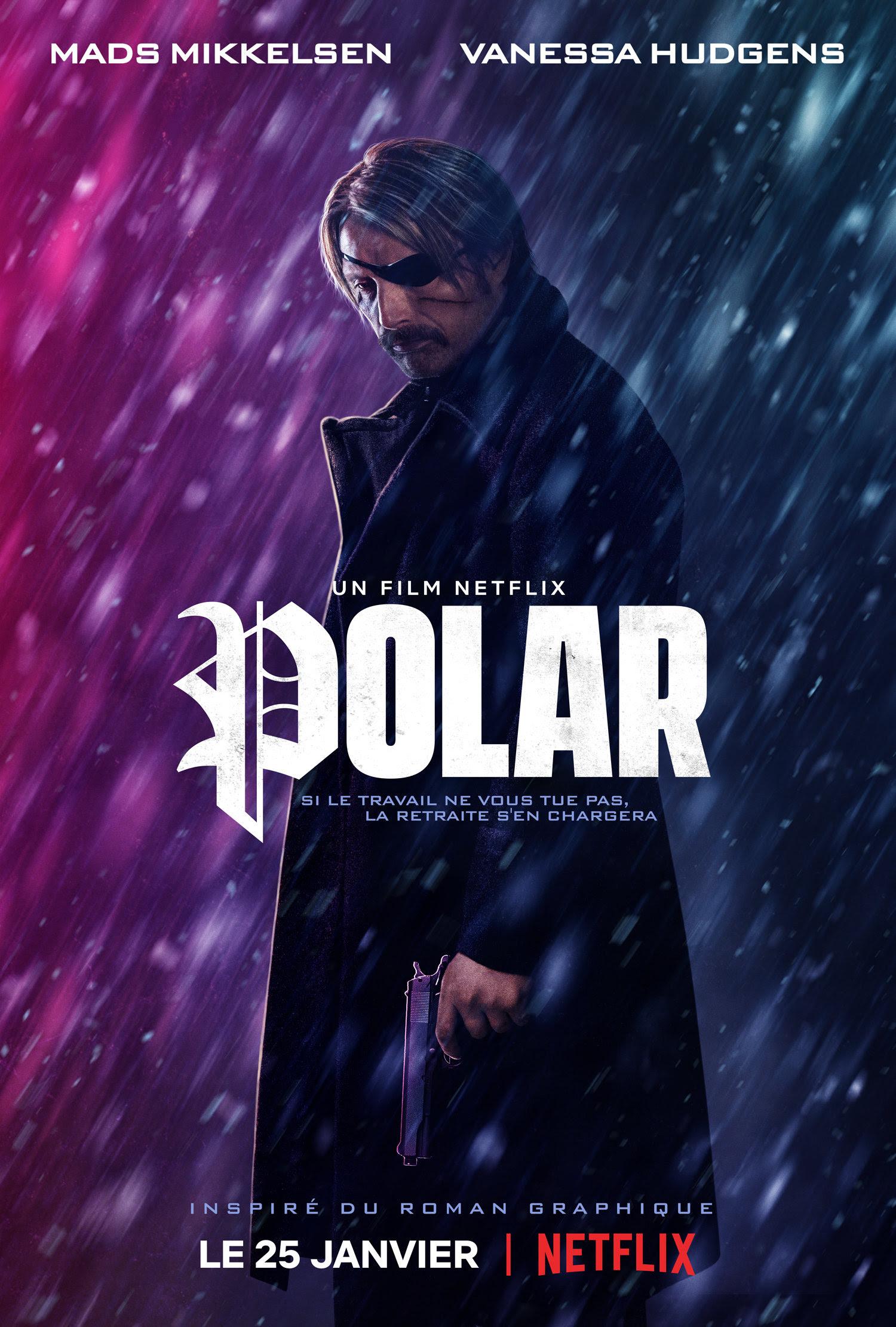 Polar 2019 Besetzung