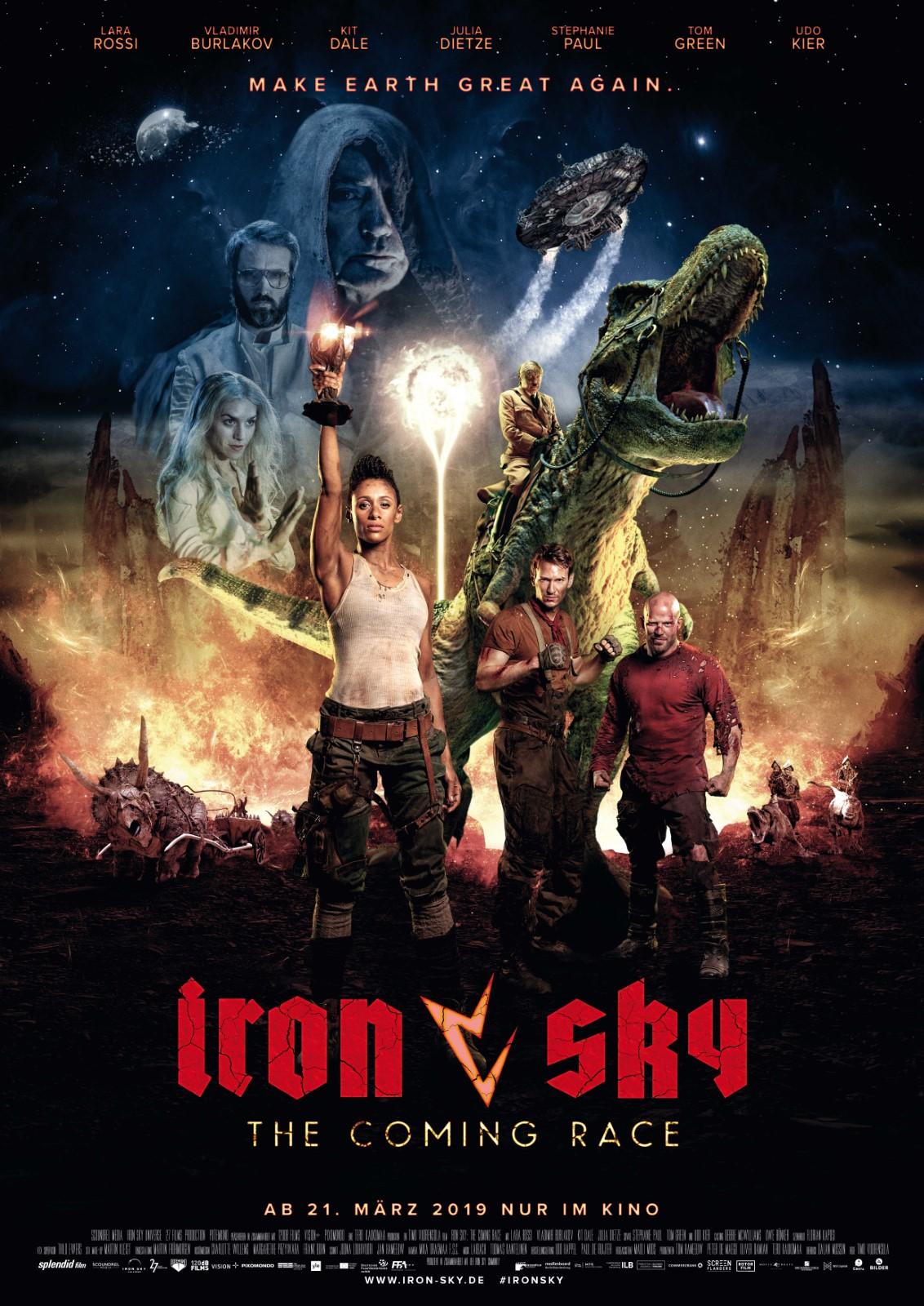 Iron Sky 2 Stream Movie4k