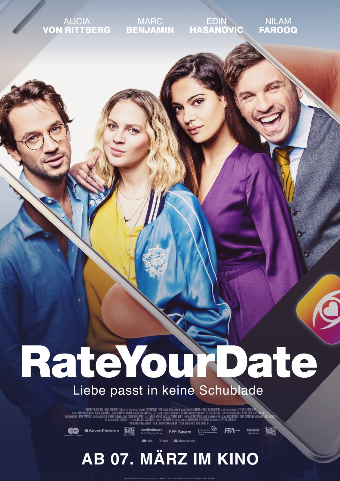 Rate Your Date Besetzung